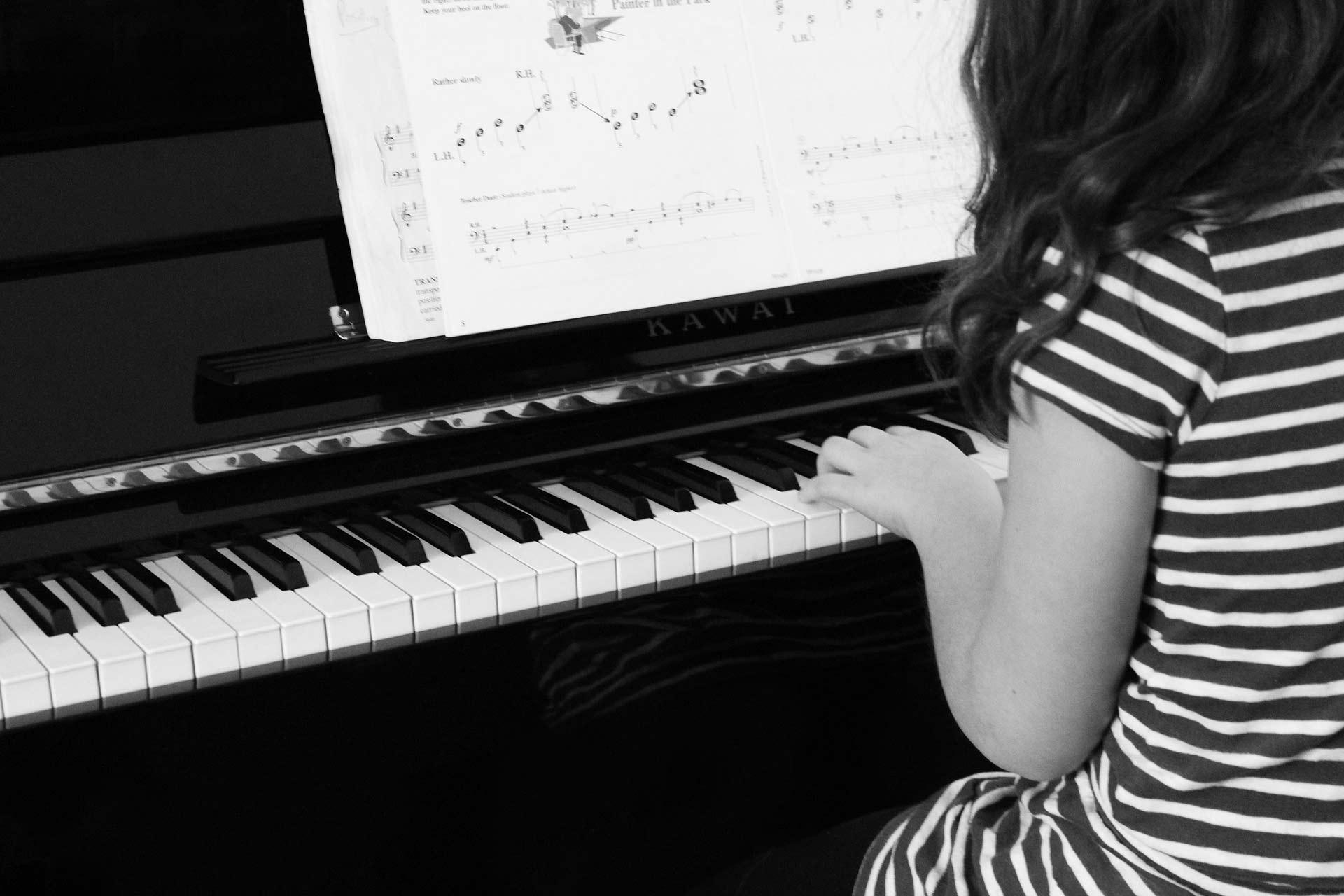 AMP Accademia Musica Peschiera - Pianoforte